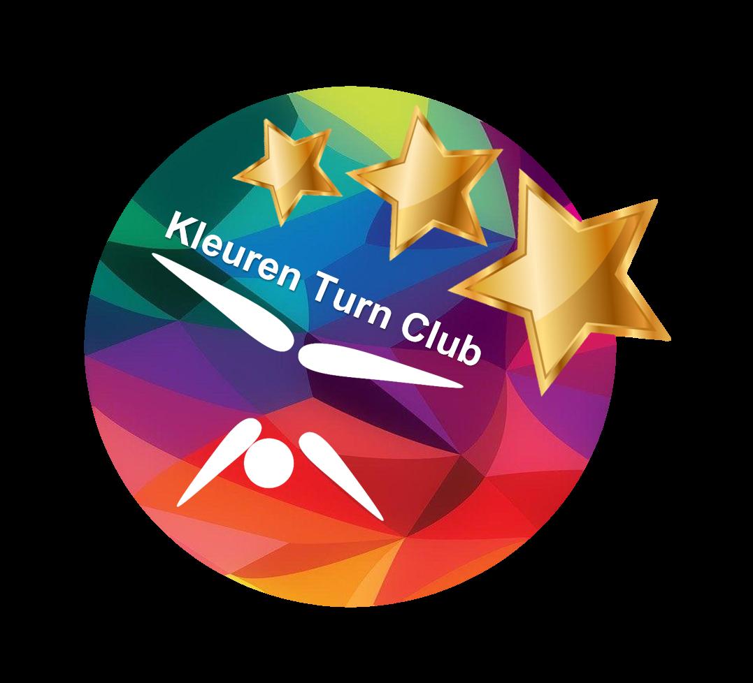 Kleuren Turn Club ES Turnsport rhoon